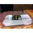 Plastové lžíce polévkové, 50 ks