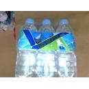 Voda pitná, bez bublinek, 0,5 l, balení 6 ks