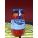 Paprika sladká, nakládaná, 185 g, sklo